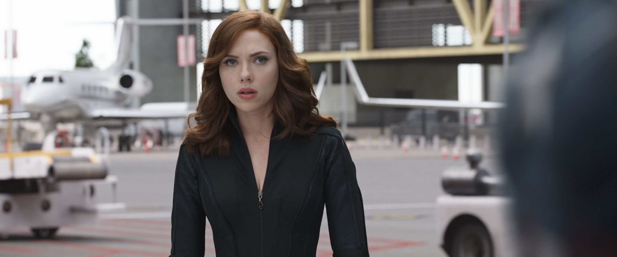 Black Widow Poster Revealed With First Look At New
