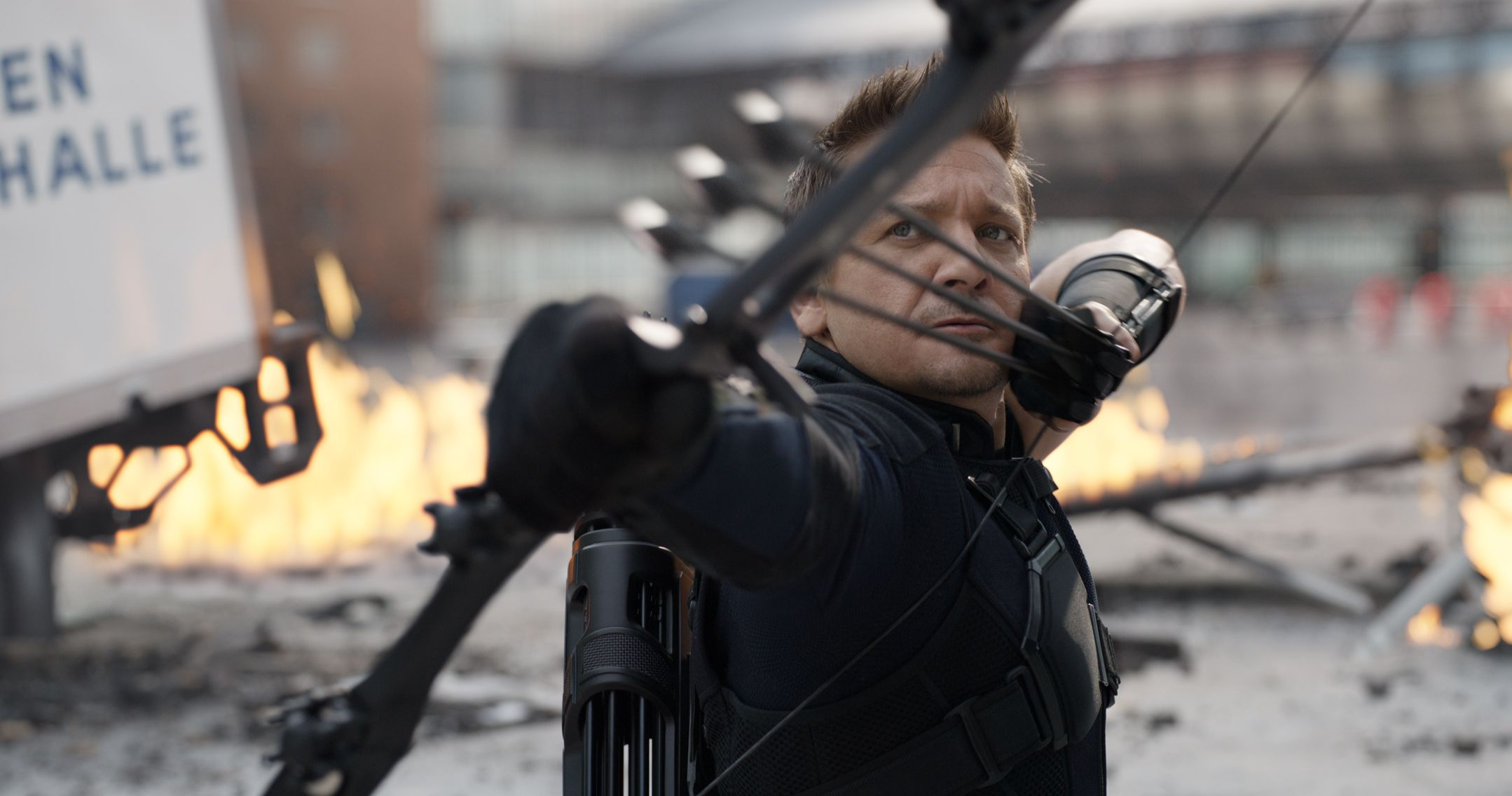 Hawkeye Series Starring Jeremy Renner In Works At Disney+
