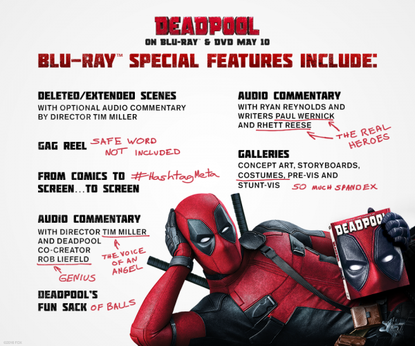 deadpool-blu-ray-special-features