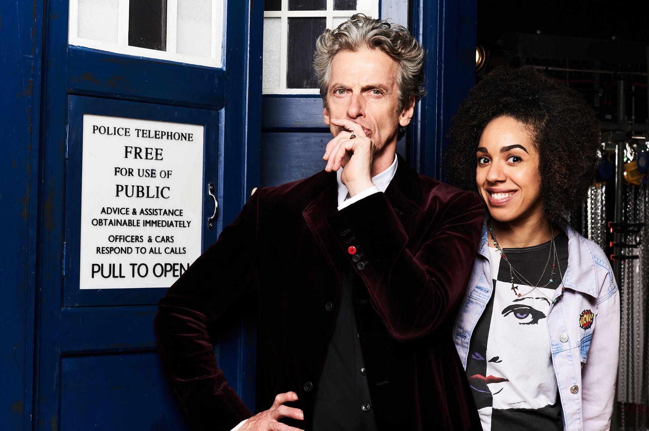 doctor who peter capaldi panel watch online