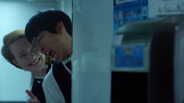 Liv Hewson Calls Dramaworld A Korean Narnia Collider