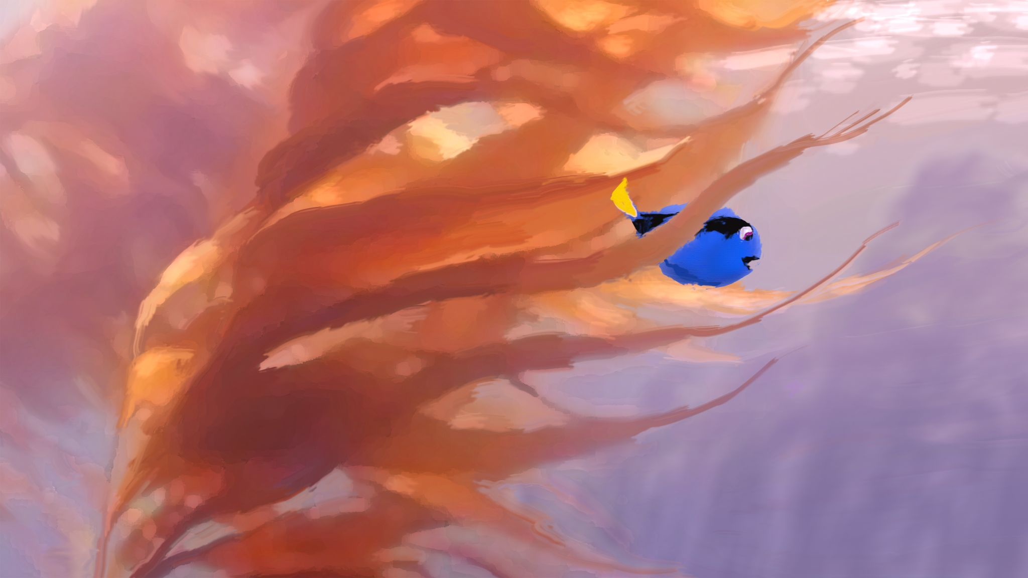 finding dory images go behind the scenes plus concept art