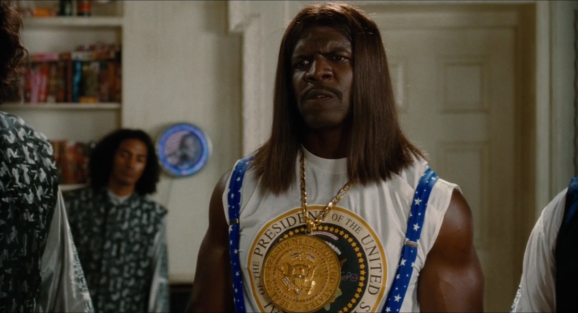 Idiocracy Characters Top idiocracy creators planning anti-trump ads with terry crews | collider