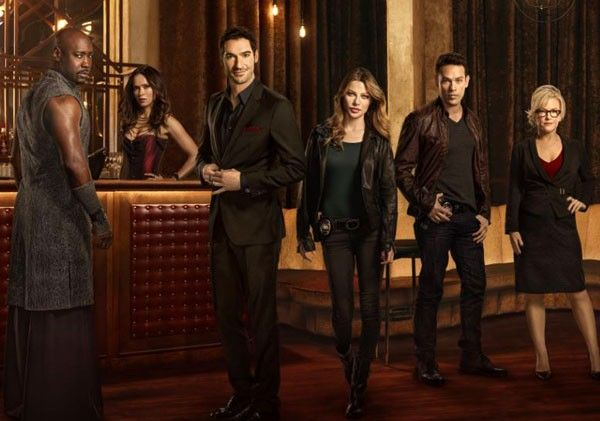 lucifer-cast