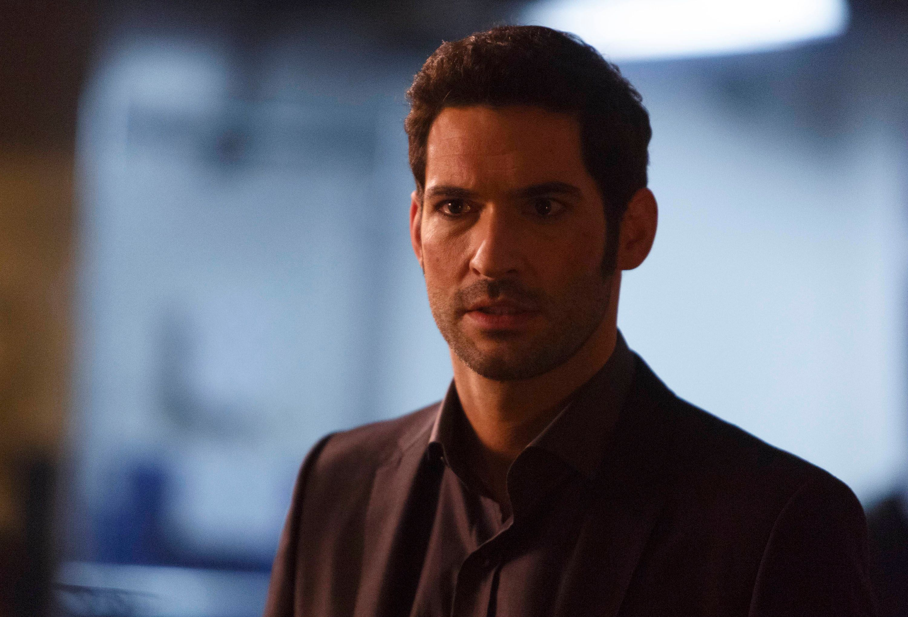 Lucifer: Tom Ellis on ...