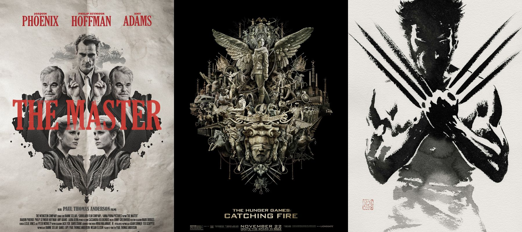 Best Movie Posters Since 2010 Collider