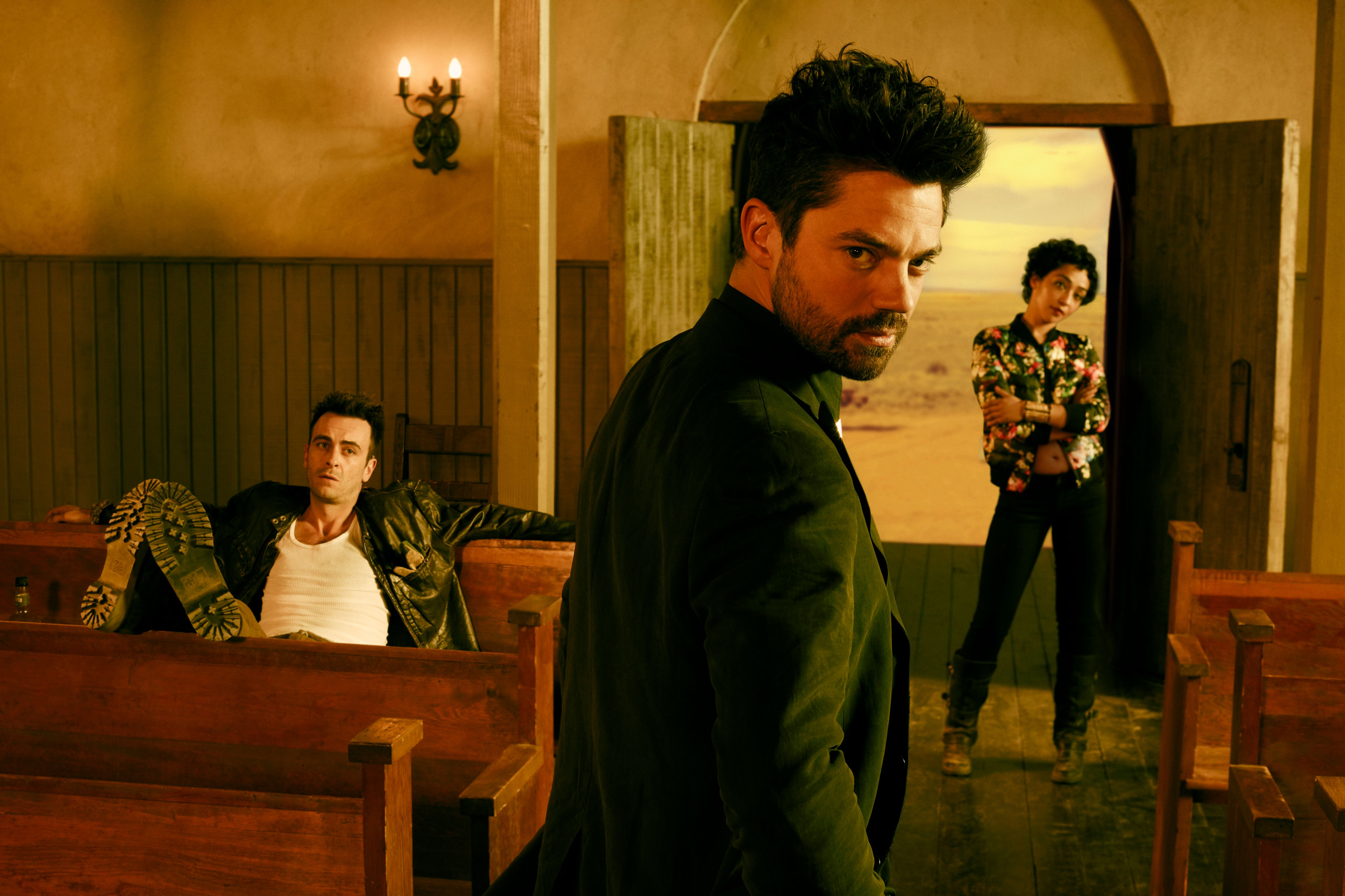 Preacher Series Featurettes Introduce Characters and Plot | Collider