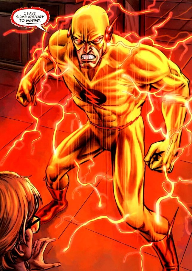 flash  characters  include captain cold collider