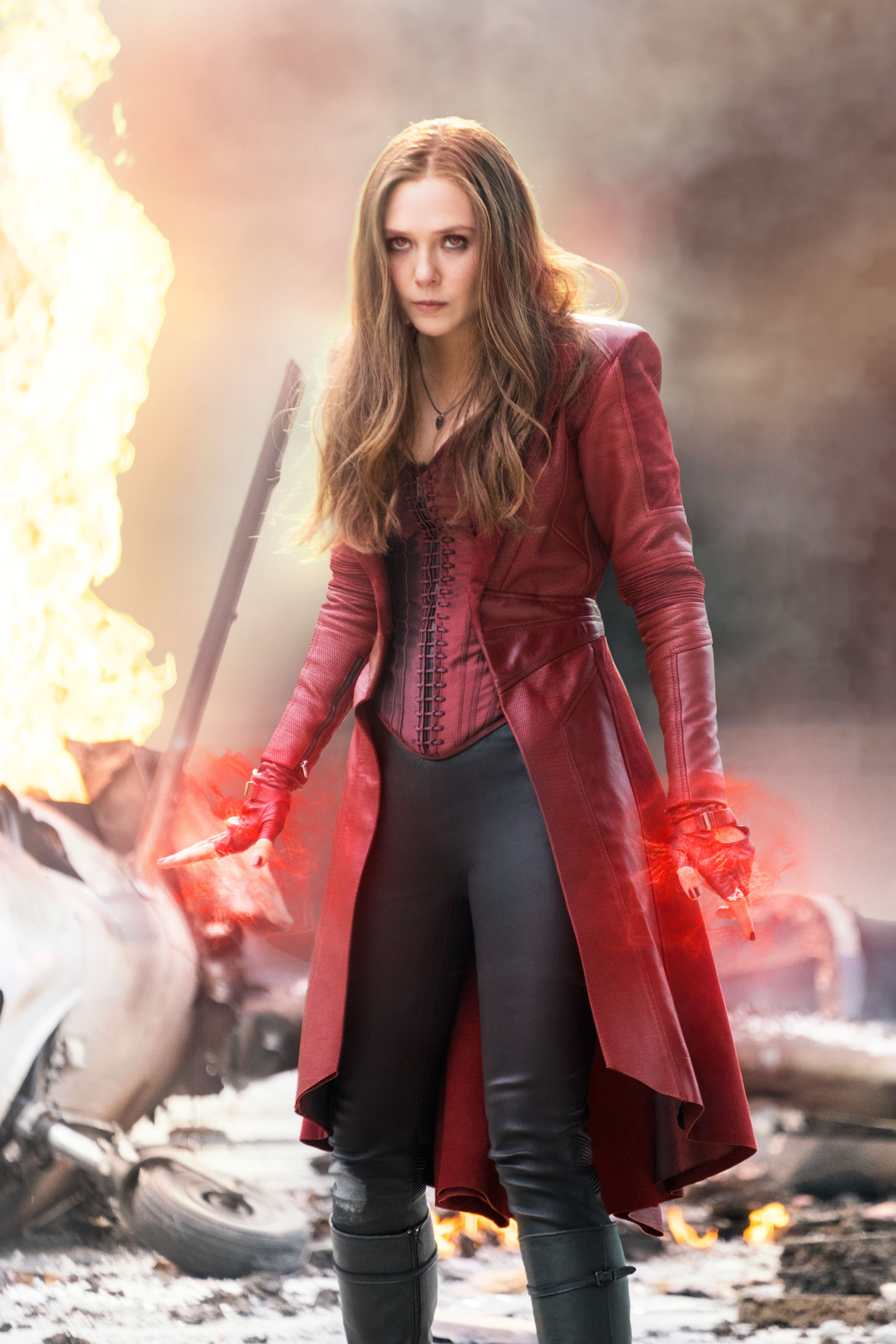 Captain America Civil War New Images Reveal Vision More Collider