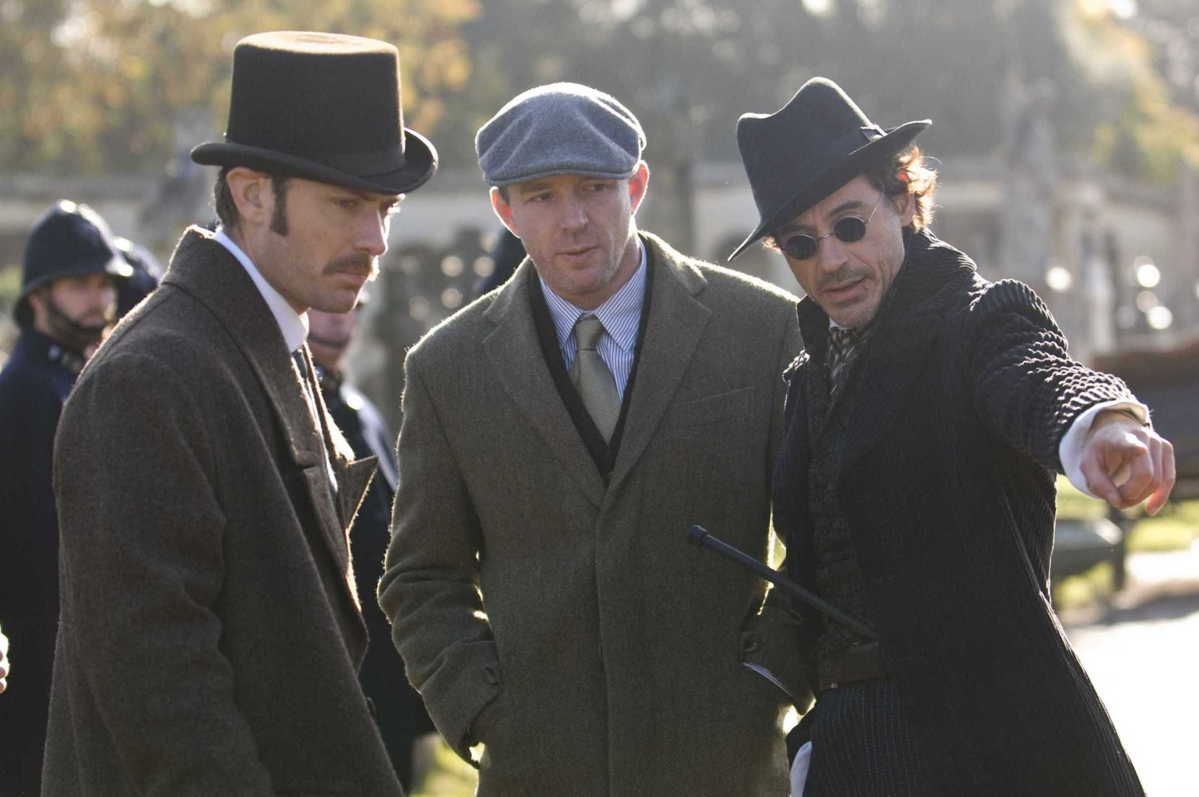 Sherlock Homes 3: Screenwriter James Coyne Is on the Case