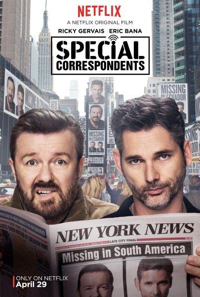 special-correspondents-netflix-poster