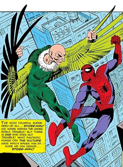 spider-man-vulture-comics