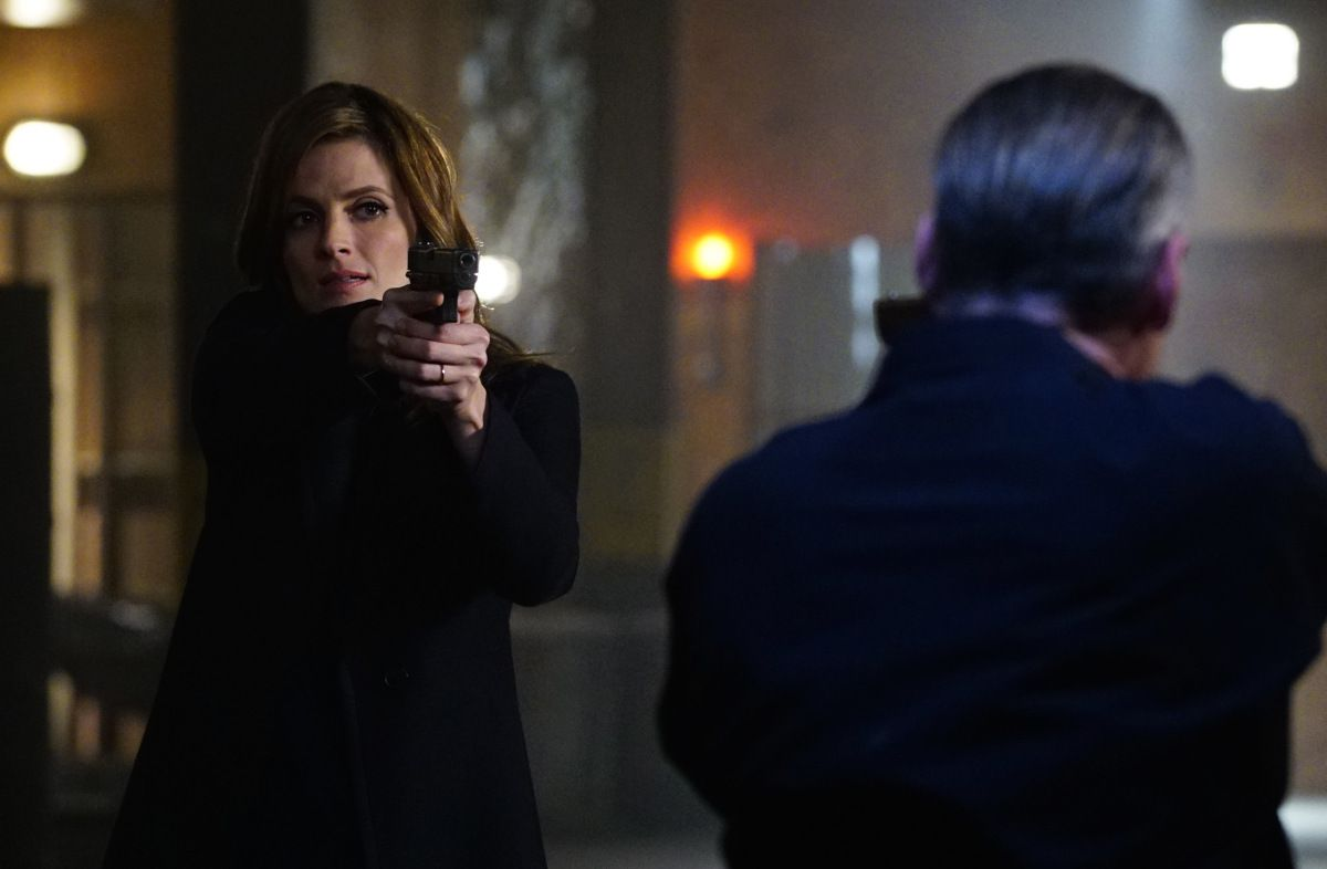 Castle: Stana Katic and Tamala Jones to Exit After Season ...