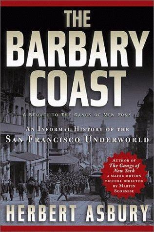 the-barbary-coast-book