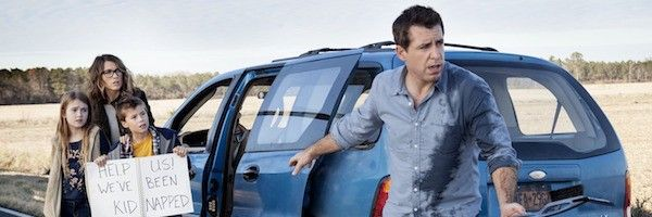 The Detour Review: A Road Trip Turns into Hell on Wheels ...