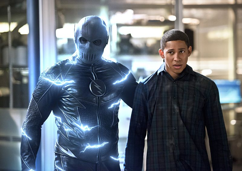 Future Man Serie >> The Flash: Zoom Backstory Explained | Collider