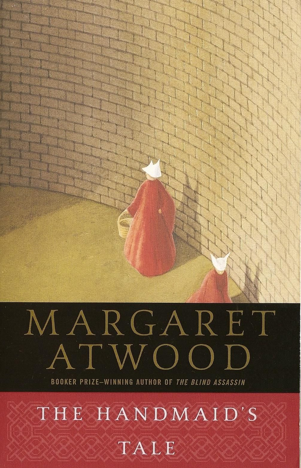 Image result for the handmaid's tale cover