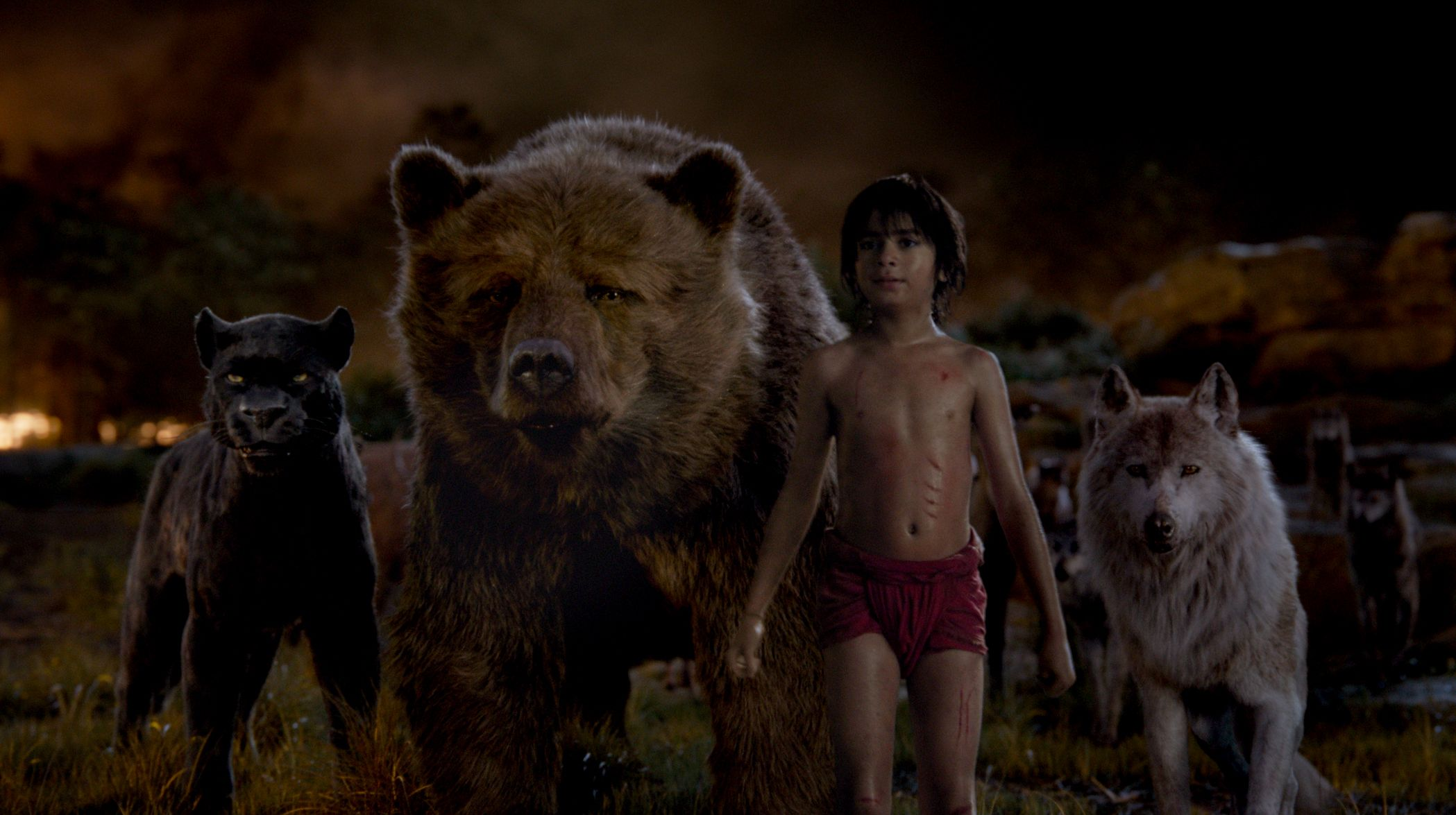 "Kuvahaun tulos haulle Visual Effects: ""The Jungle Book"""