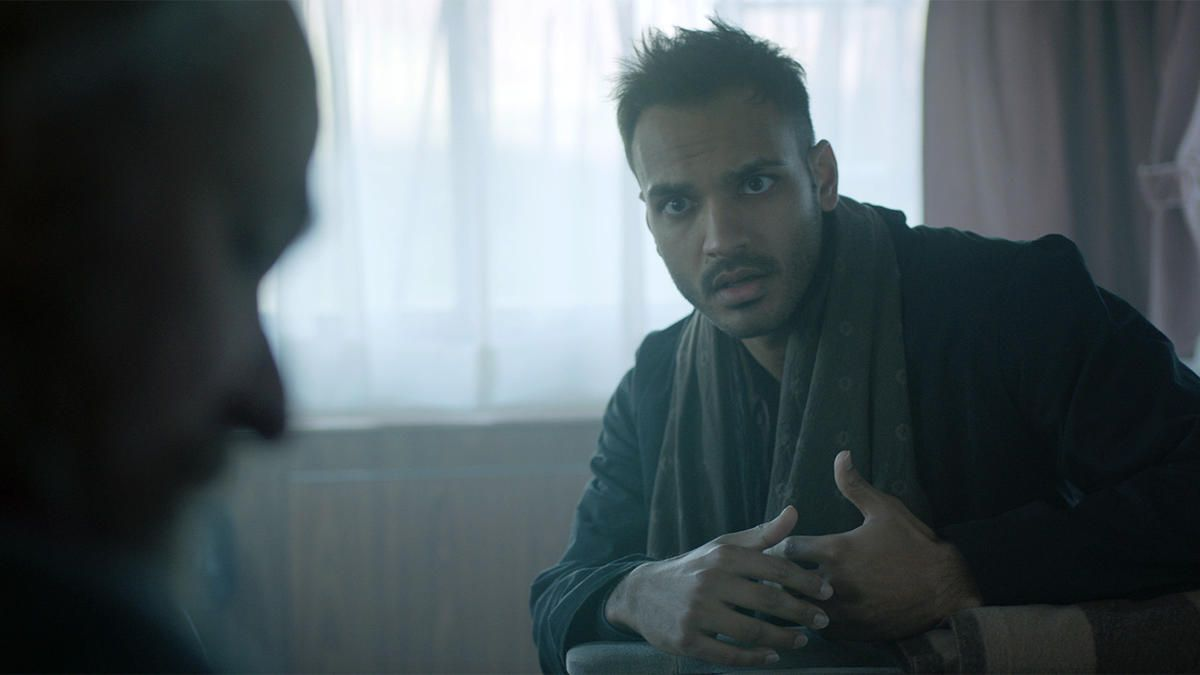 The Magicians: Arjun Gupta on Book Changes, Syfy's Support