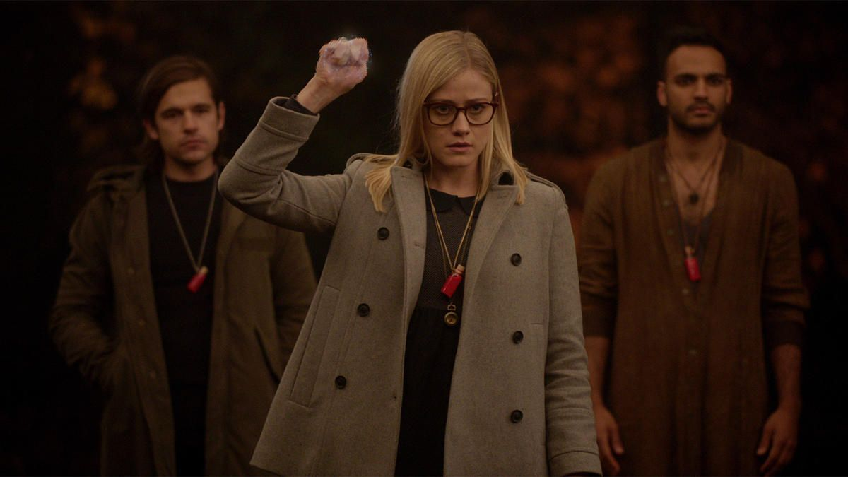 the magicians season finale review syfy 39 s best show in years collider. Black Bedroom Furniture Sets. Home Design Ideas