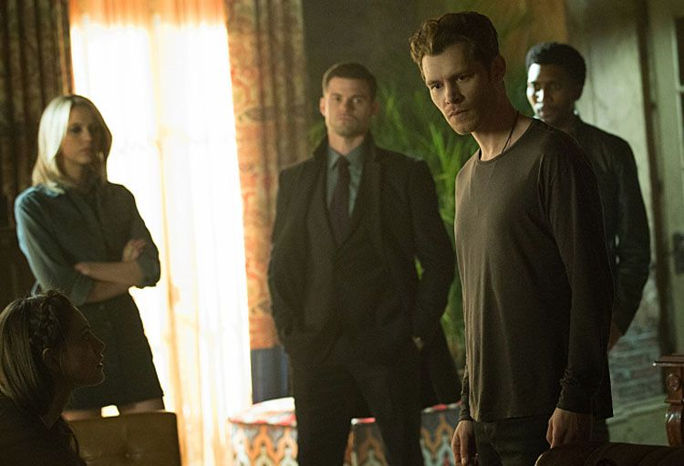 The Originals EP on Cami and Klaus' Connection | Collider