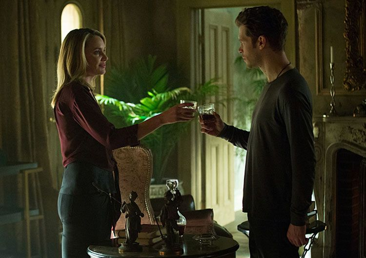 The Originals Ep On Cami And Klaus Connection Collider