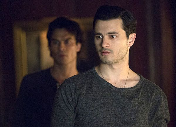 The Vampire Diaries: Michael Malarkey Talks Season 7 ...