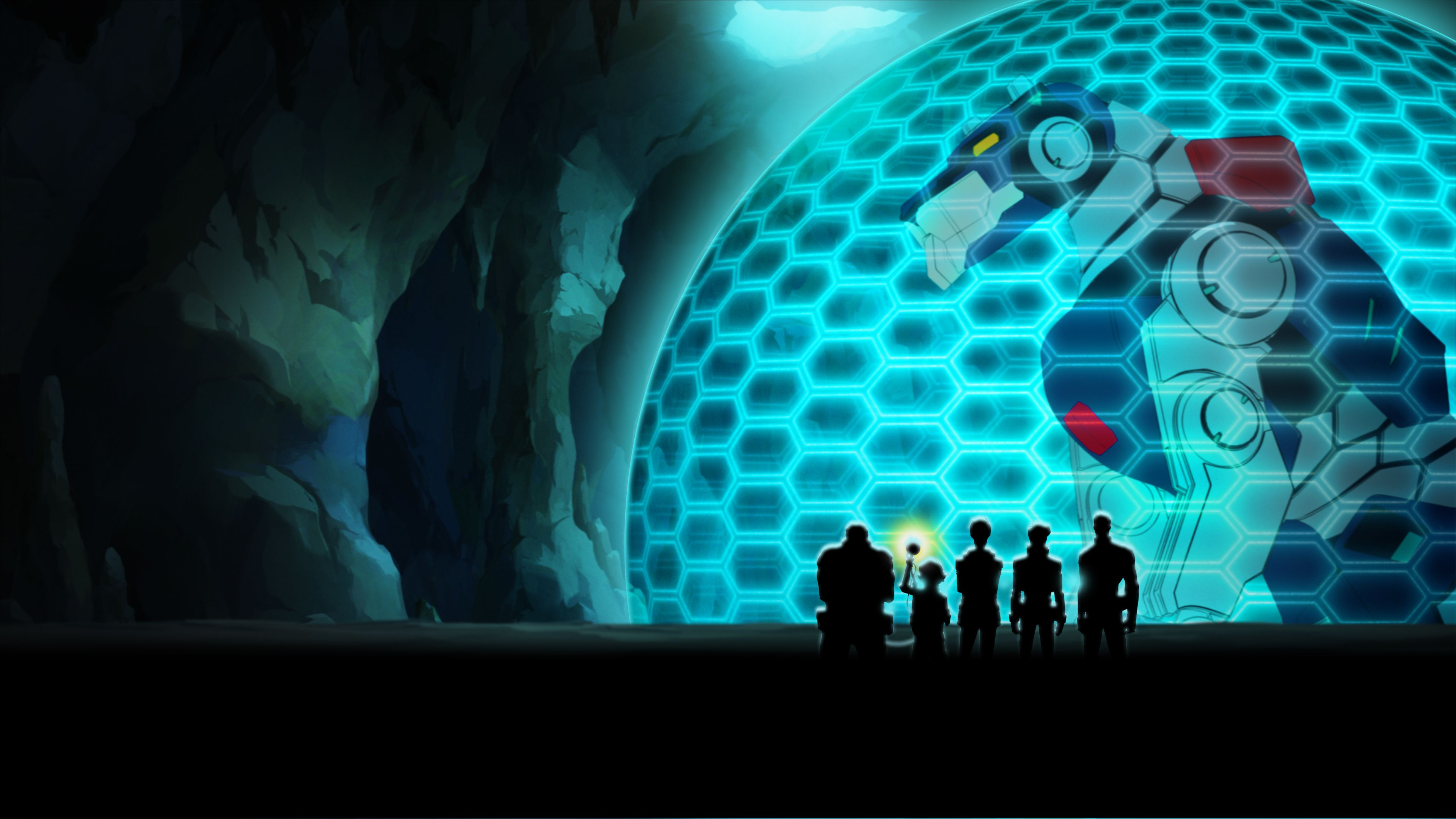 Voltron Legendary Defender Sizzle Reel   Collider