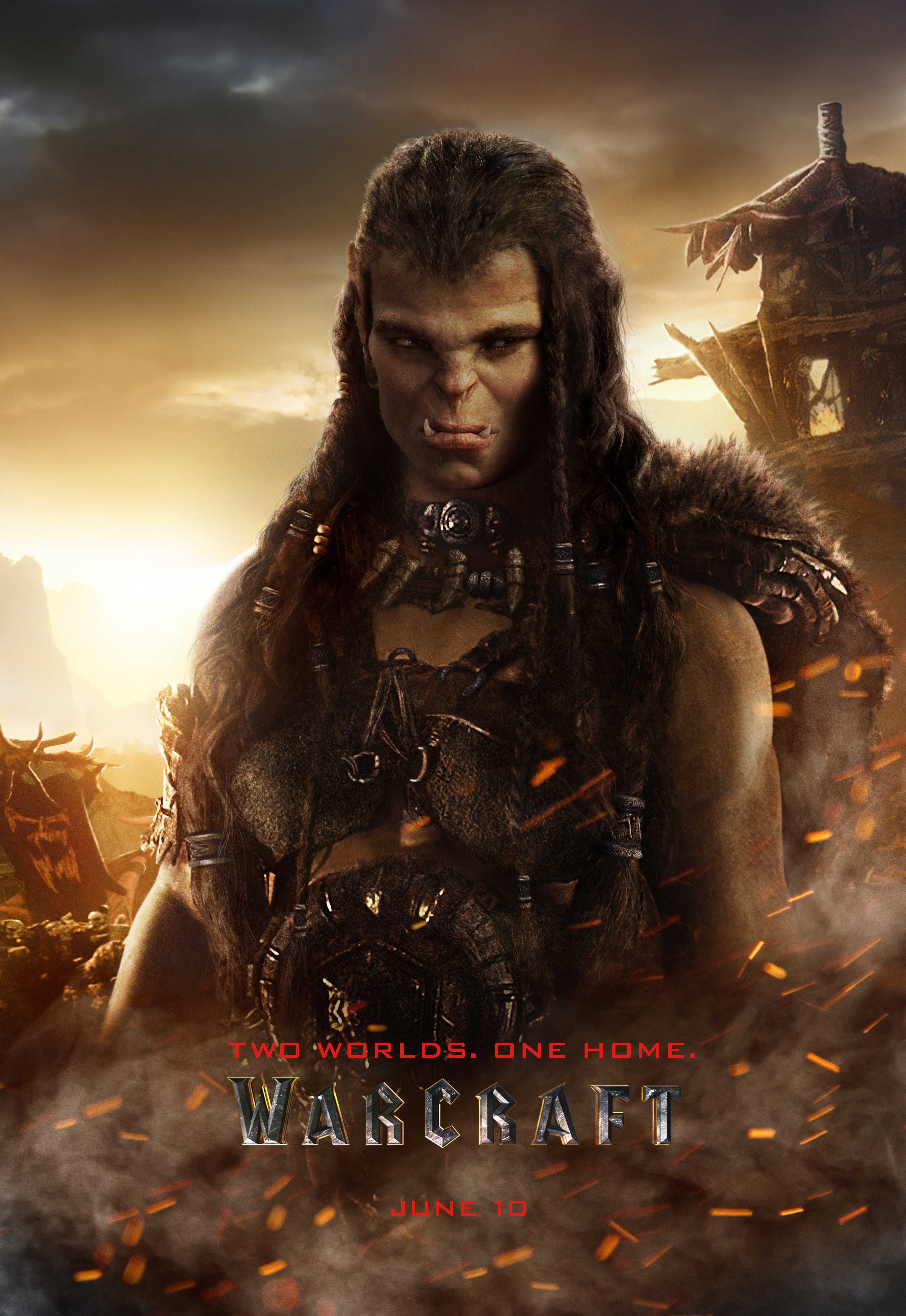 Warcraft Box fice Setting Records Internationally