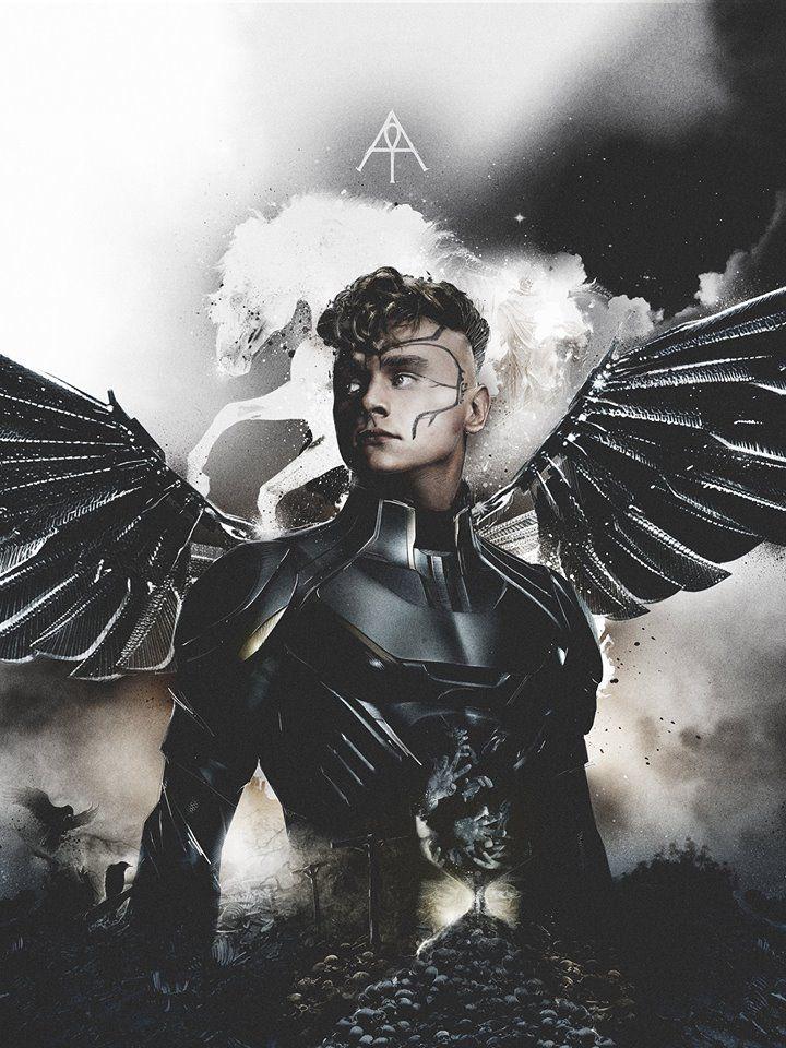 X-Men: Apocalypse Posters Reveal the Four Horsemen   Collider