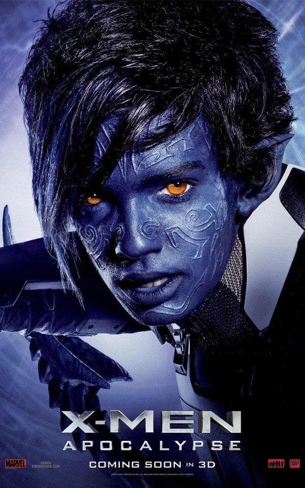 Nicholas Hoult X Men X-Men: Apocalypse: New...