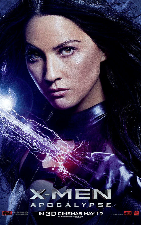 X Men Apocalypse New Posters Unleash Mutant Powers Collider
