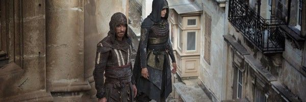 Assassin S Creed Movie Leap Of Faith Stunt Revealed In Video