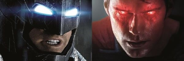 Batman V Superman Posters Unused