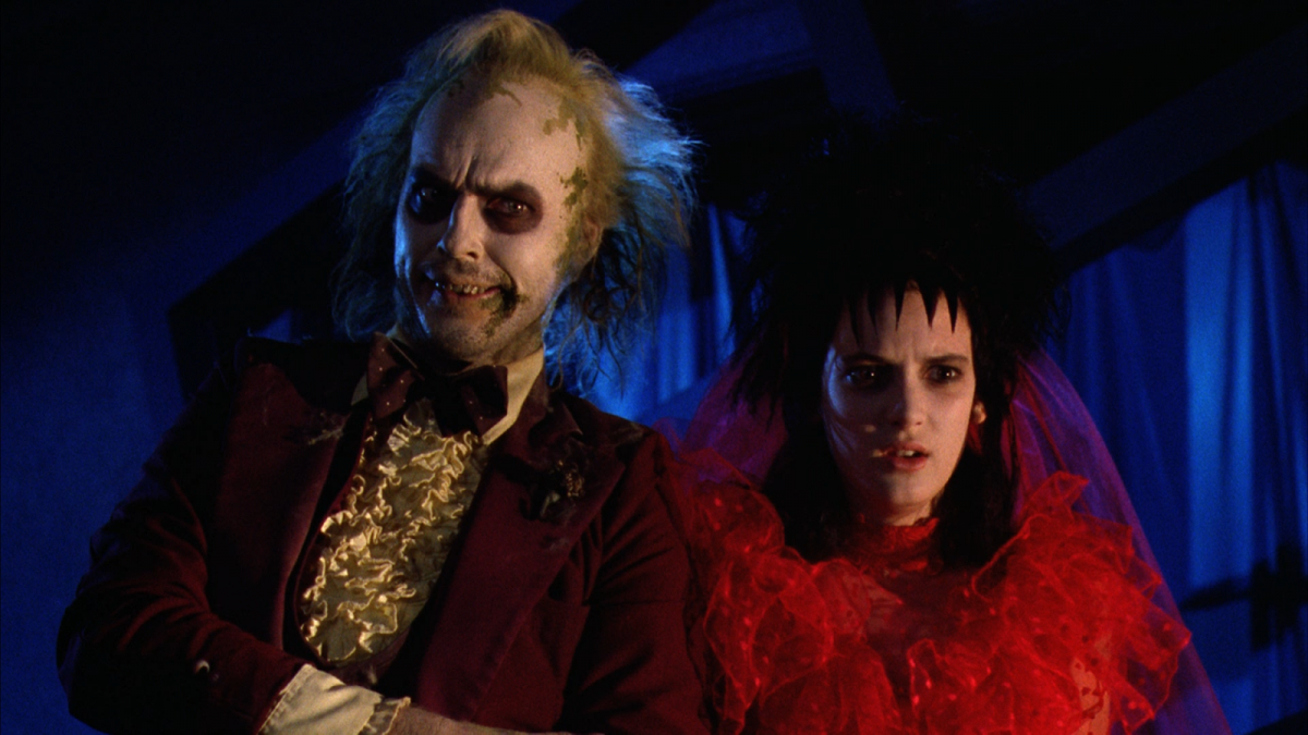 beetlejuice 2 tim burton gives update on sequel collider