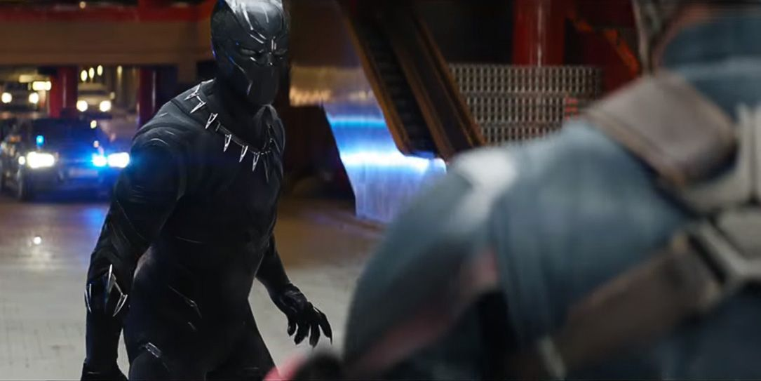 Black Panther Is the Most Exciting Character in Marvel Movies ...