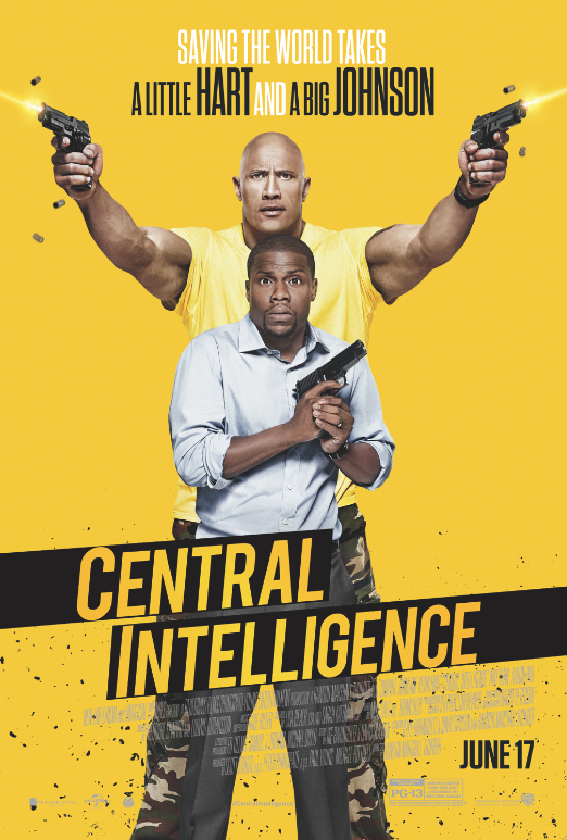 MOVIE REVIEW: Central Intelligence is smarter than the