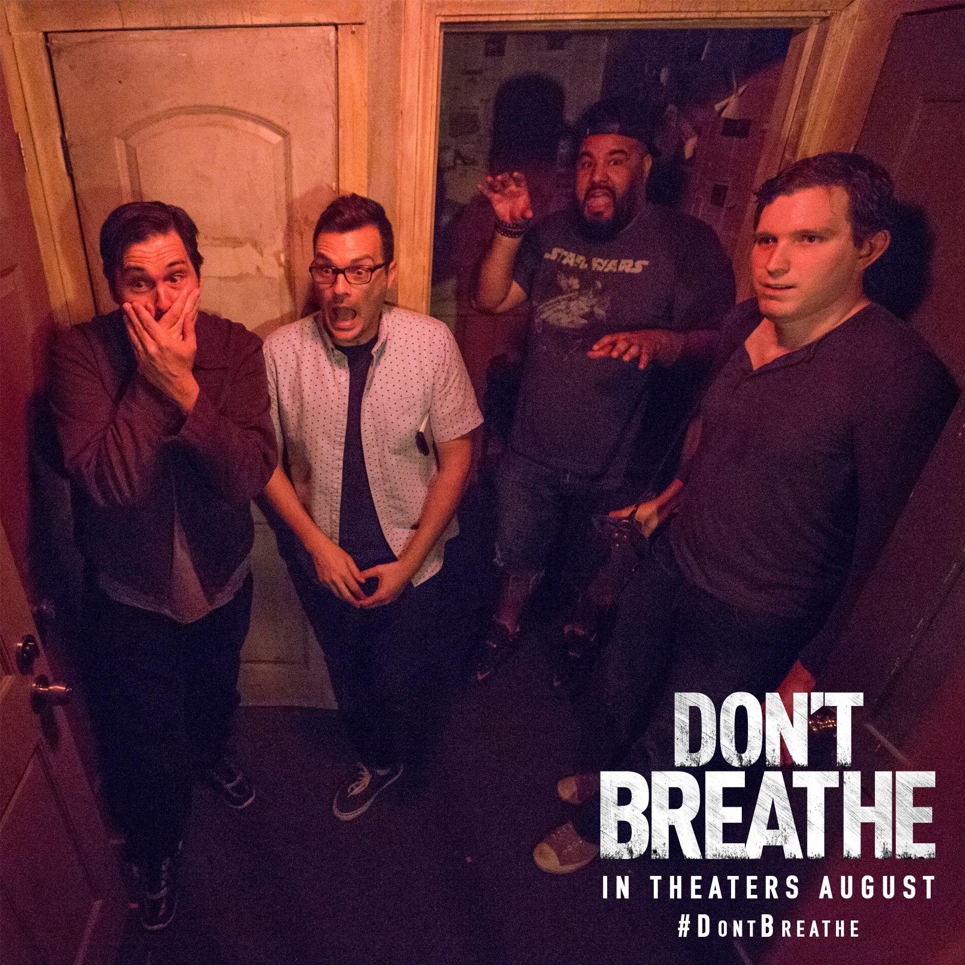 Dont Breathe Escape Room Review