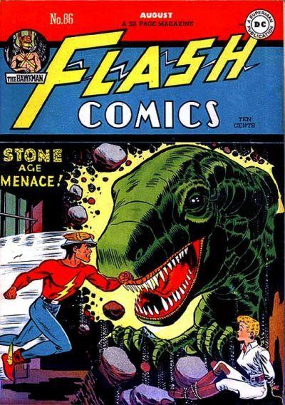 flash-comics-86-black-canary