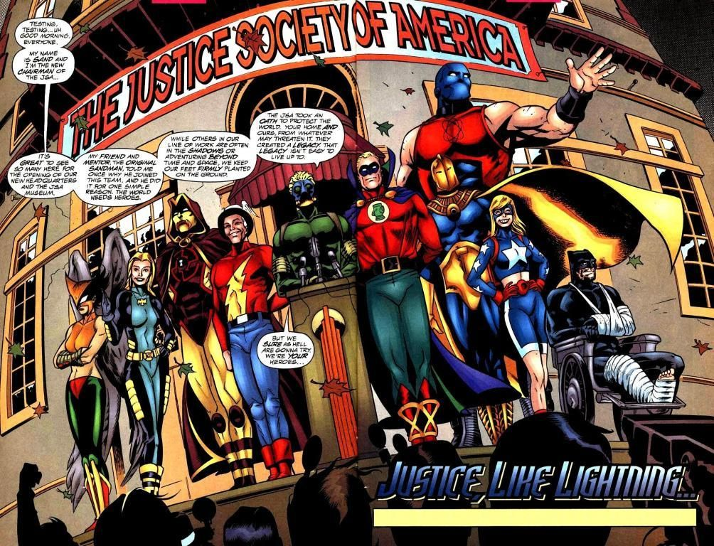 dc justice society of america legends of tomorrow season 2