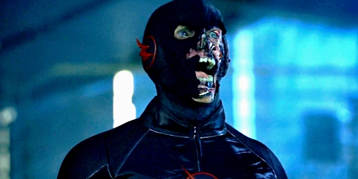 the flash season 3 black flash explained collider
