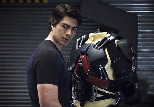 Brandon Routh, The Atom, in Legends of Tomorrow