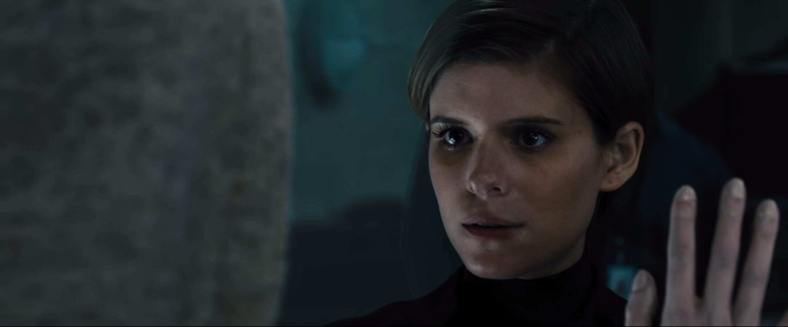 Morgan Film: Morgan Trailer Pits Kate Mara Against Evil Artificial Life