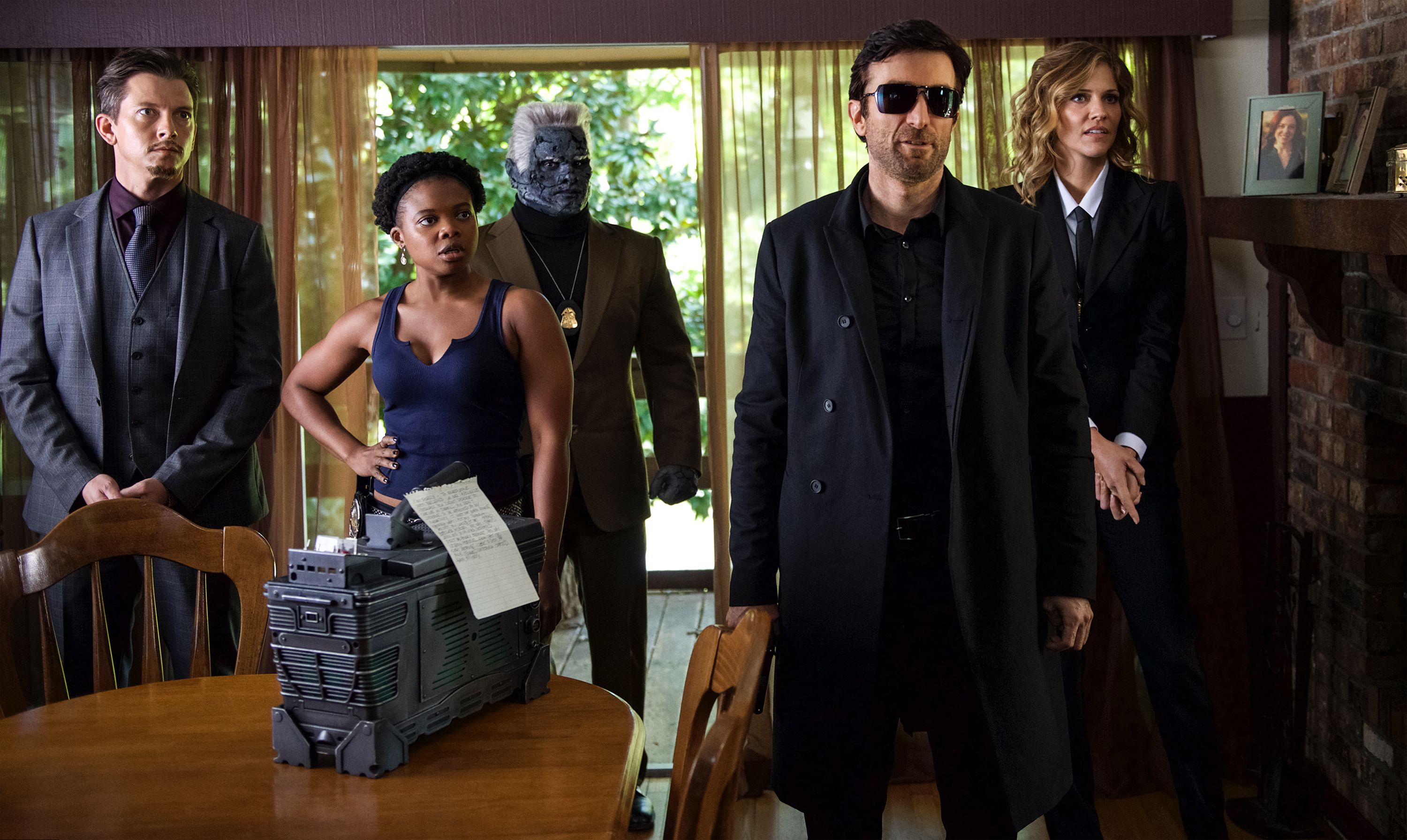 powers season 2 review collider