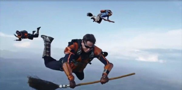 quidditch-skydiving