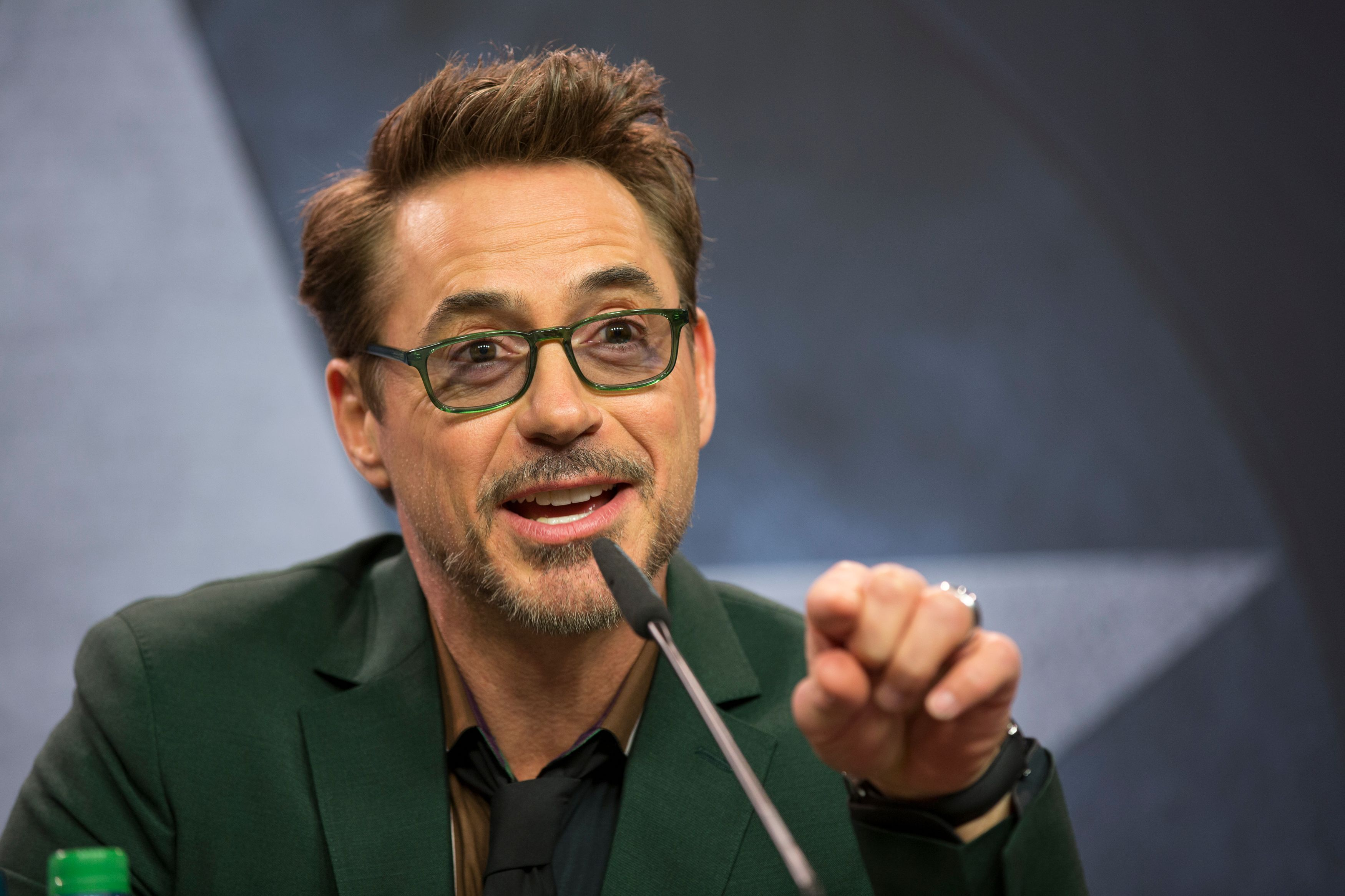 Robert Downey Jr., Richard Linklater Teaming For New Movie