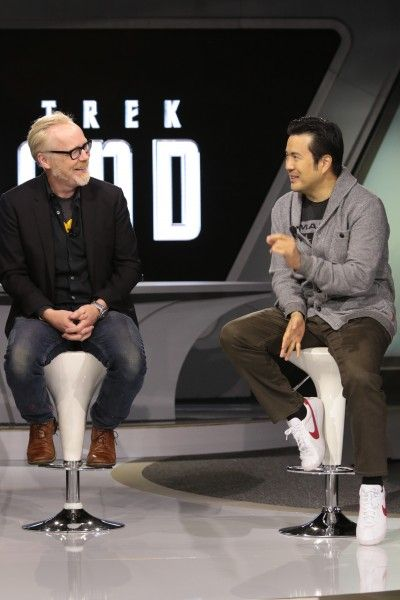 Adam Savage, Justin Lin