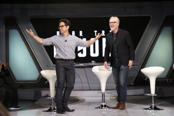 JJ Abrams, Adam Savage