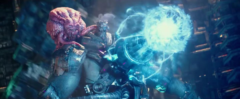 Teenage mutant ninja turtles 2 krang emerges in new ad - Mechant tortue ninja ...