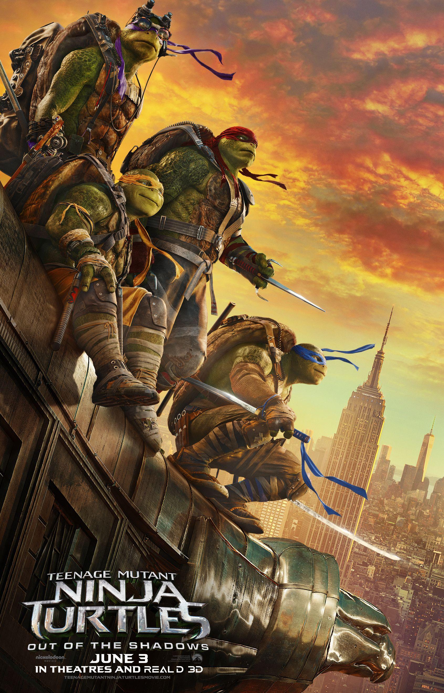 Teenage Mutant Ninja Turtles Kinox
